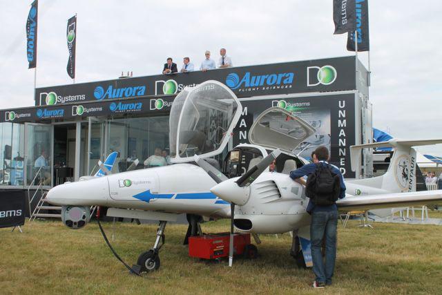 Aurora Flight Sciences - DO Unmanned
