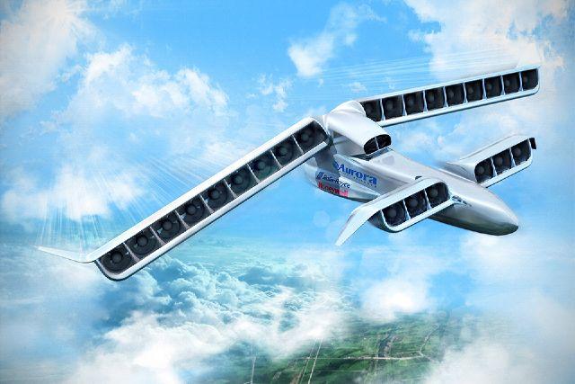Aurora Flight Sciences - Darpa