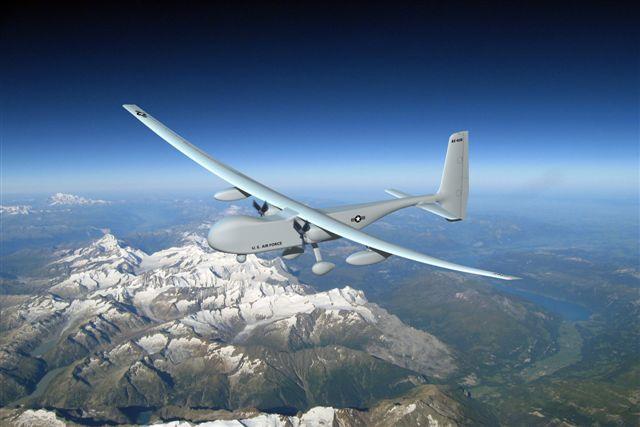 Aurora Flight Sciences - Orion UAV
