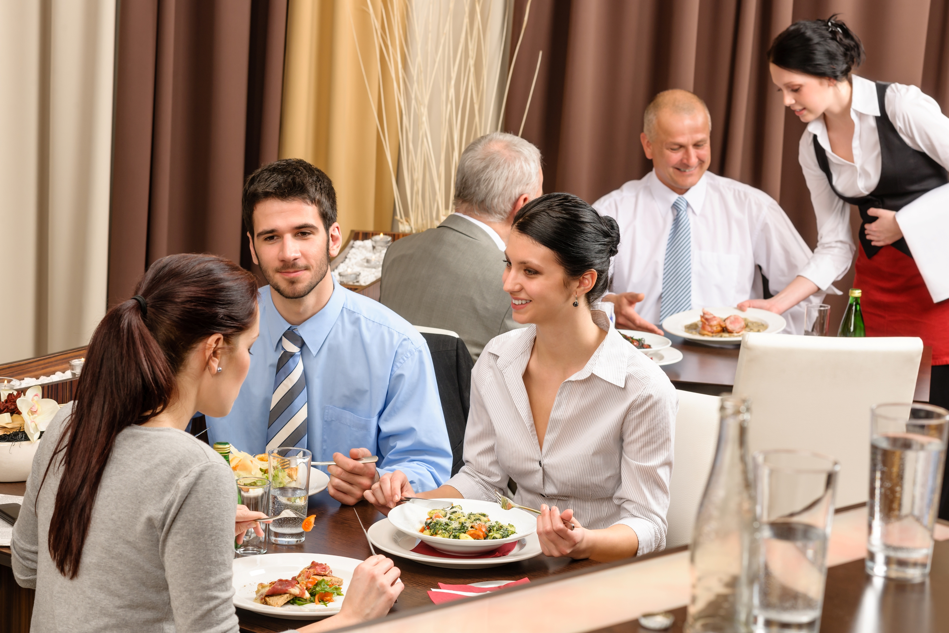 Accelerent - Indianapolis - Business Lunch