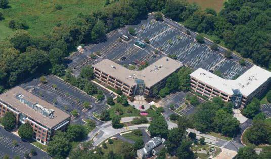 Bellevue Park Corporate Center - Aerial View