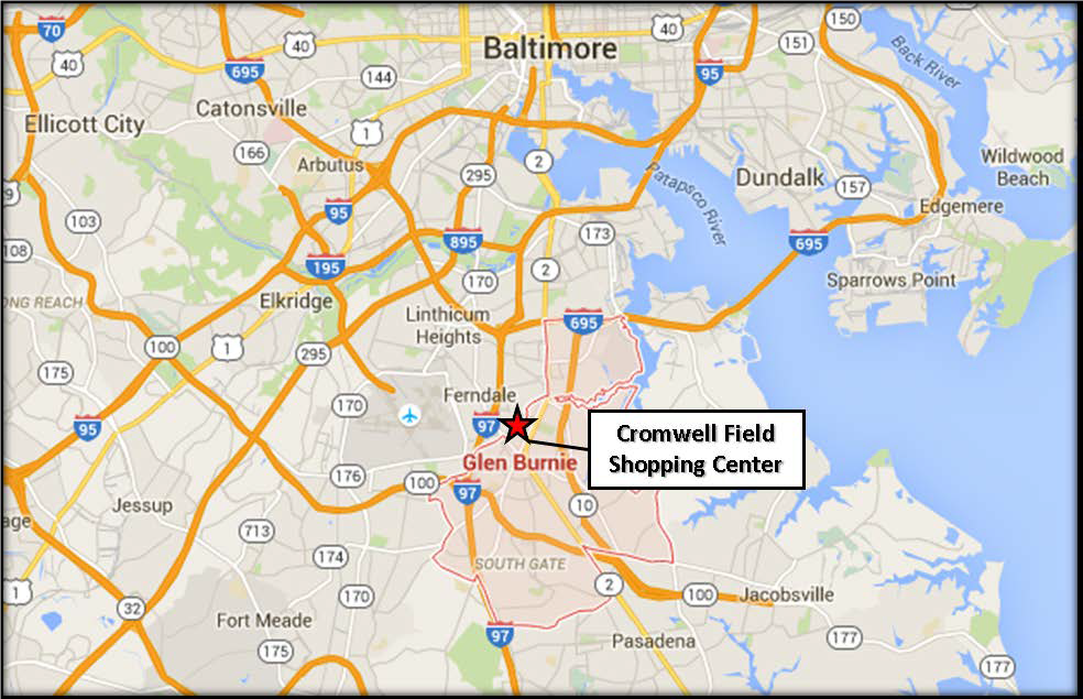 Cromwell Field - Glen Burnie, MD