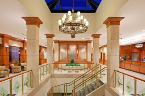 Crowne Plaza Philadelphia - Lobby