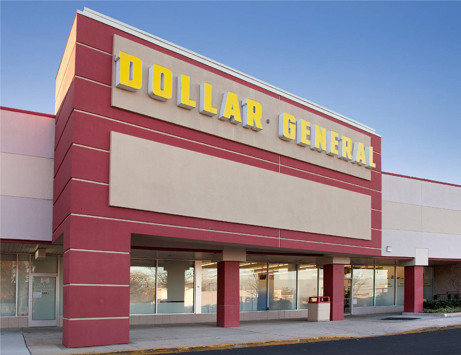 Catonsville Plaza Dollar General