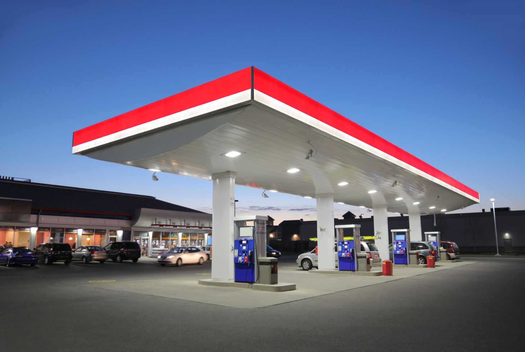 Empire Petroleum Gas Station