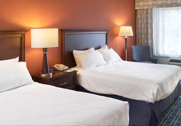 Fairfield Inn - Double Bedroom