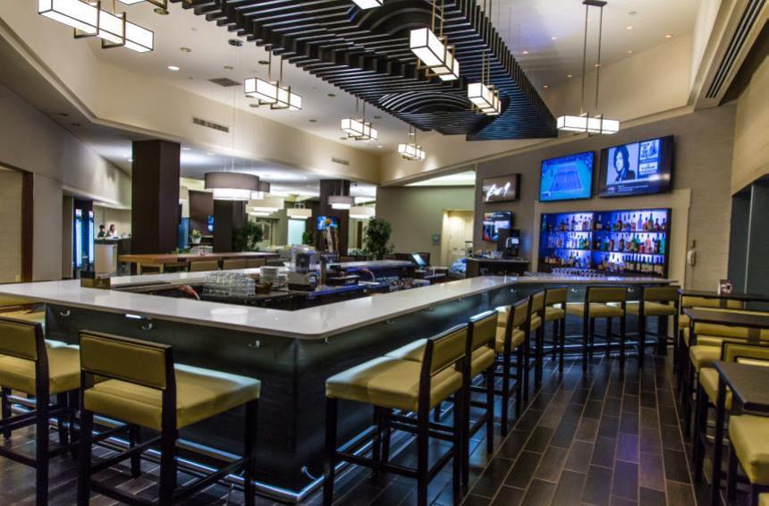 Hilton Melbourne - Bar and Lounge