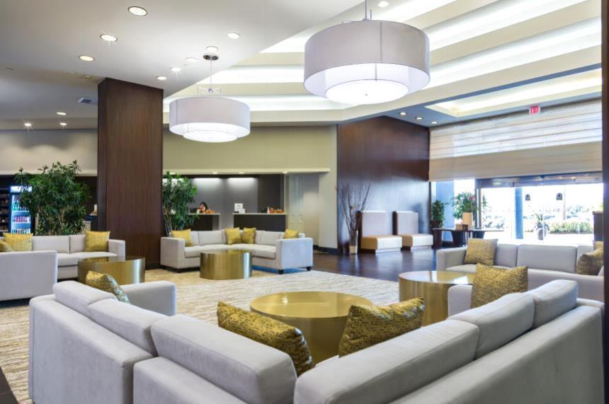 Hilton Melbourne - Lobby
