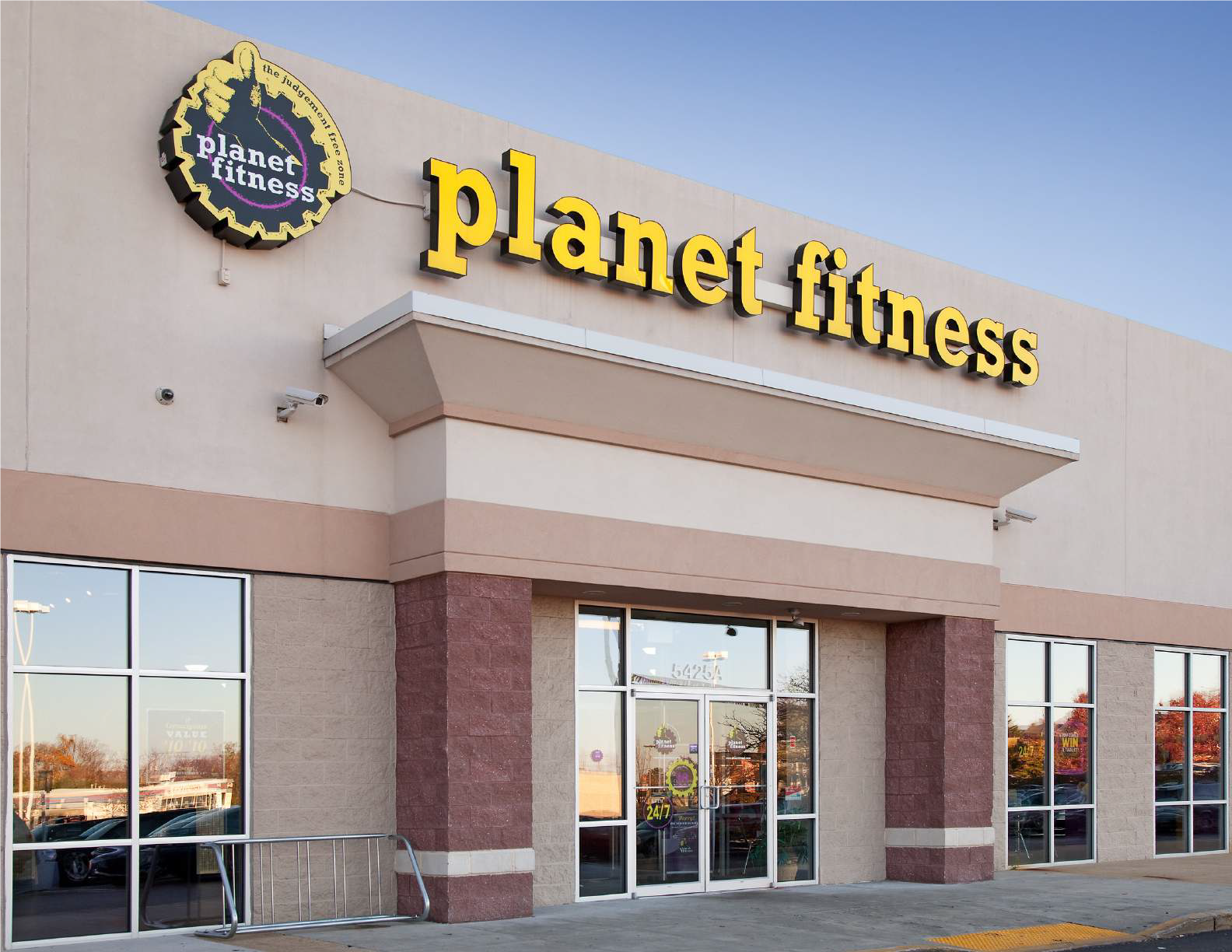 Catonsville Plaza Planet Fitness