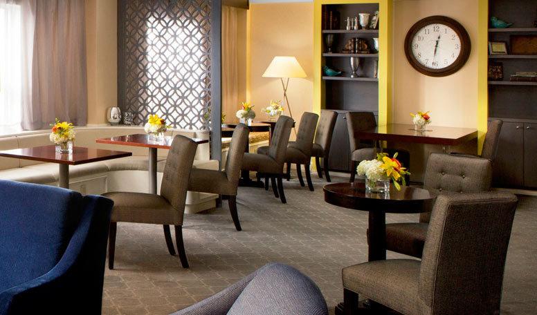 Sheraton Raleigh - Club Lounge